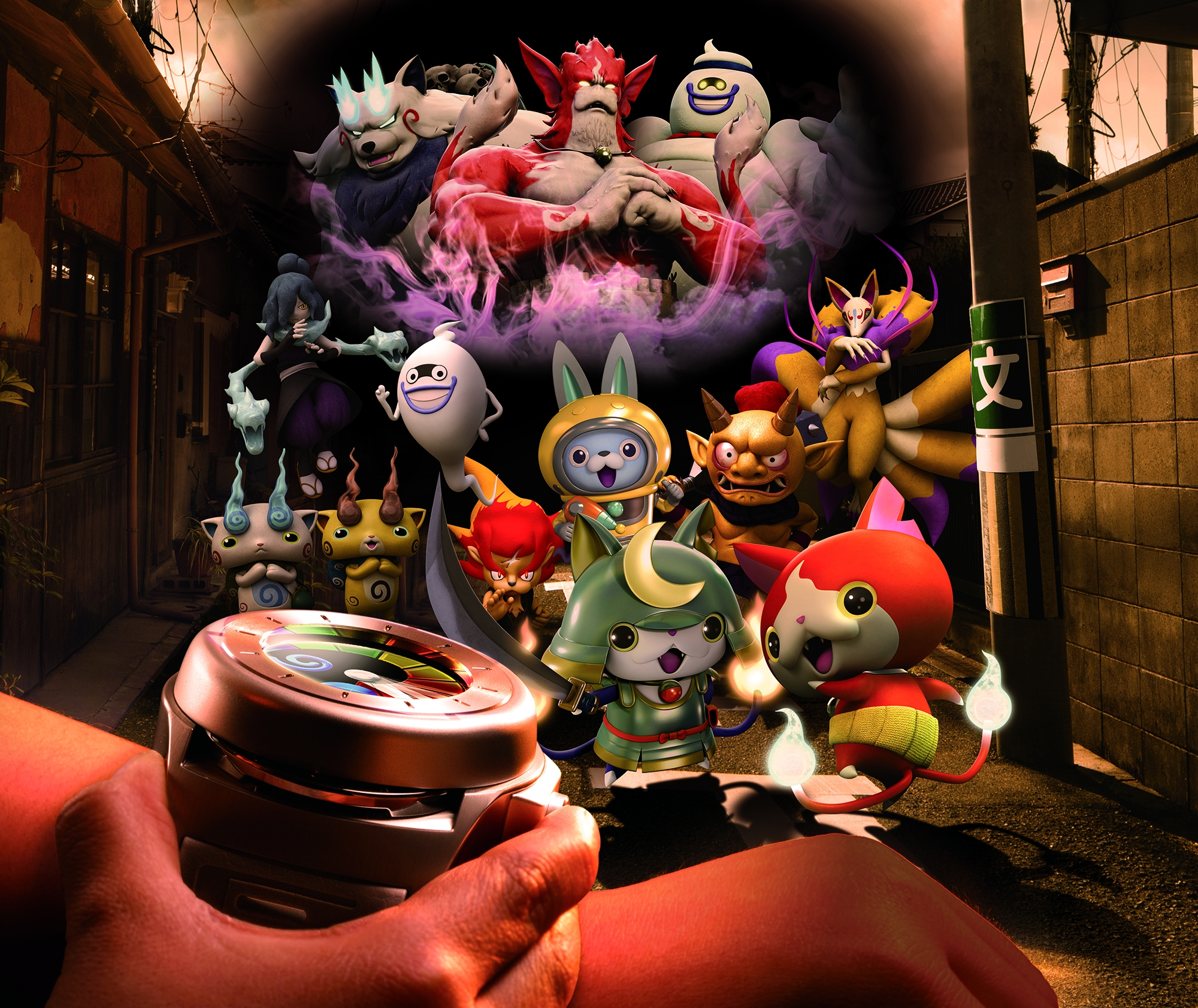 Usjでハロウィンイベント新アトラクション妖怪ウォッチザリアル2